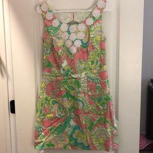 Lilly Pulitzer shift dress size 2